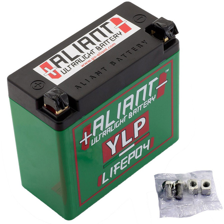 Аккумулятор литиевый ультралегкий Aliant YLP18, арт: 7107 - Аккумуляторы литиевые