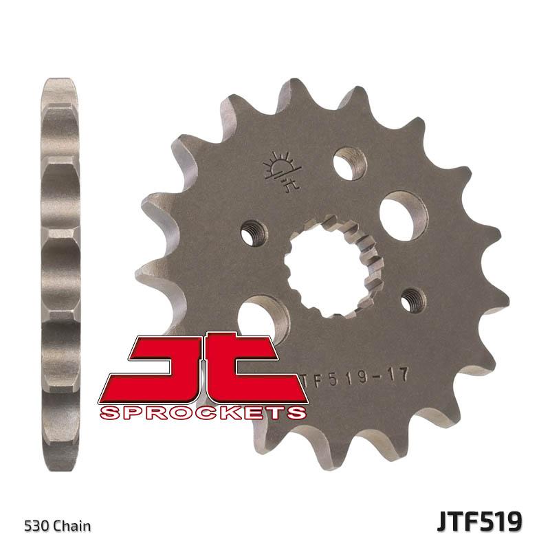 Звезда ведущая (передняя) JTF519-16, арт: 8372 - Звезды для цепи #530 (50)#