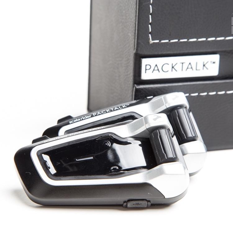 Гарнитура Cardo Scala Rider PackTalk Duo, арт: 8967 - Гарнитуры для мотошлемов