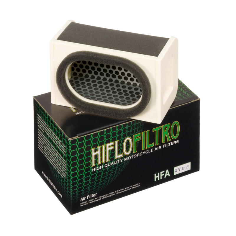 Фильтр воздушный HiFlo HFA2703 Kawasaki ZR400 Zephyr, арт: 8979 - Фильтры для мотоциклов Kawasaki