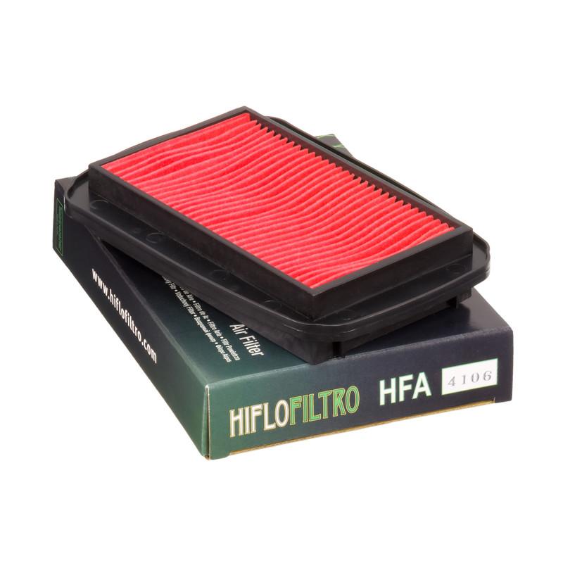 Фильтр воздушный HiFlo HFA4106 Yamaha WR125, арт: 8989 - Фильтры для мотоциклов Yamaha