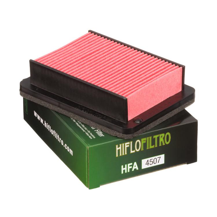 Фильтр воздушный HiFlo HFA4507 Yamaha T-Max, арт: 8990 - Фильтры для мотоциклов Yamaha