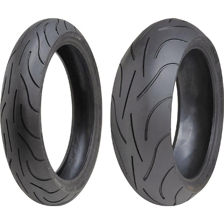 Michelin Pilot Power 190/55 ZR17M/C 75W, арт: 9079 - Шины Michelin
