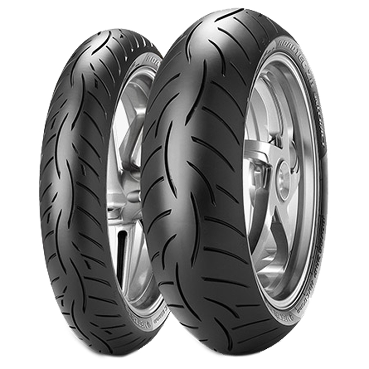 Metzeler Z8 Roadtec Interact 110/80ZR18 (58W) fr, арт: 9458 - Шины Metzeller