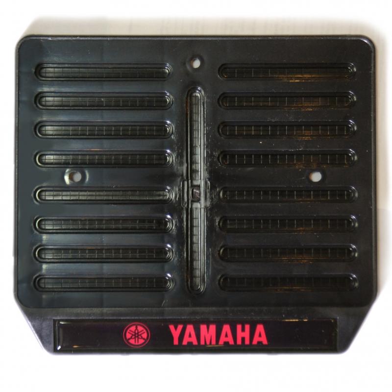Рамка для крепления номера мотоцикла с логотипом  Yamaha, арт: 9794 - Крепления номера, рамки