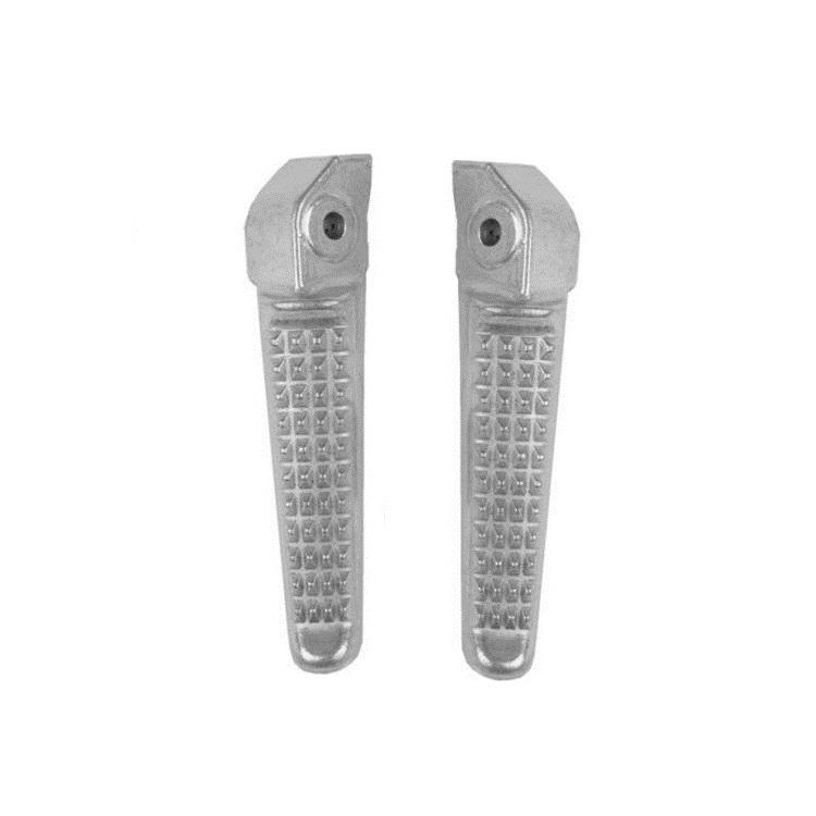 Подножки пассажирские Honda алюминий к-т без креплений, арт: 9904 - Подножки