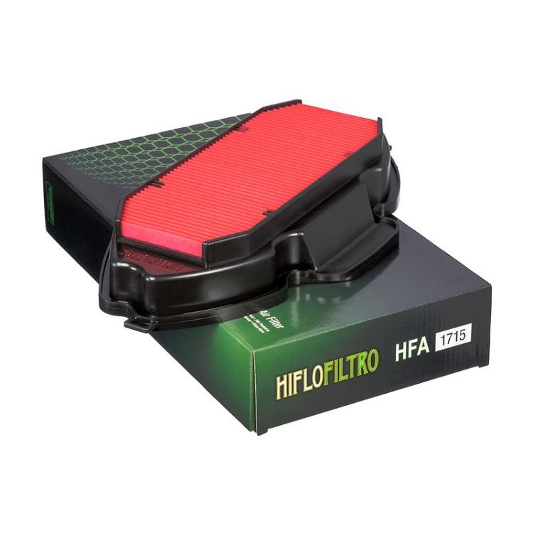 Фильтр воздушный HiFlo HFA1715 Honda NC 700/750/ CTX700/ NM4 Vultus, арт: 9971 - Фильтры для мотоциклов Honda